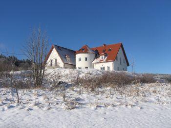 Centrum Rekreacji i Wypoczynku ORLIK w Zieleńcu - Położenie
